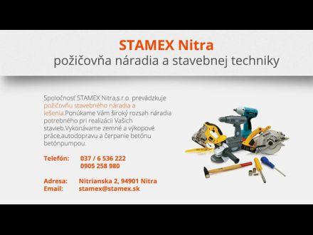 www.stamex.sk
