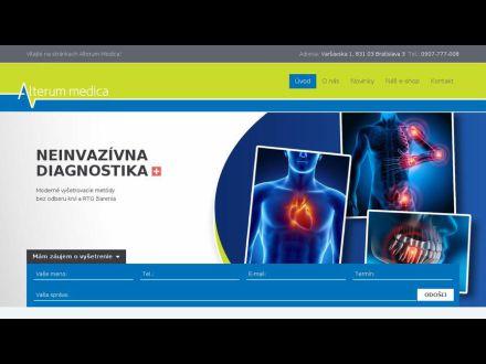 www.alterummedica.sk