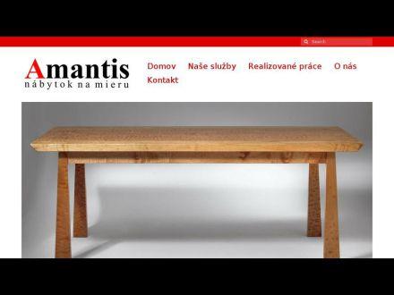 www.amantis.sk