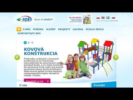 www.apisslovakia.sk