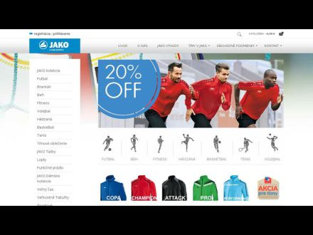 www.jako-sport.sk