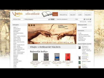 www.antikvariat-vialibris.sk