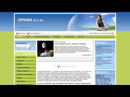 www.upmax.sk