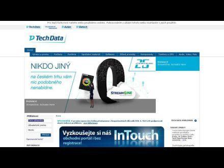 www.techdata.cz
