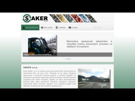 www.saker.sk