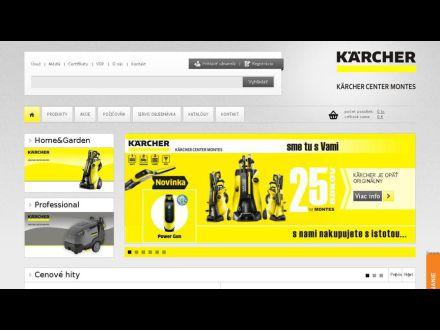 www.karcher-montes.sk
