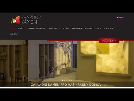 www.prazskykamen.cz