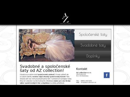 www.azcollection.sk