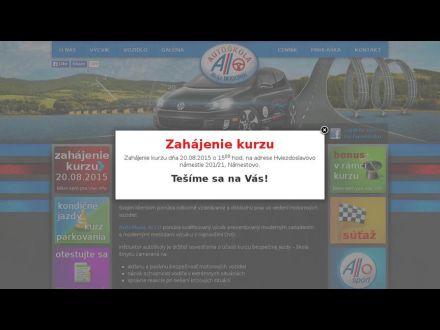 www.autoskola-allo.sk