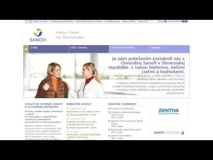 www.sanofi-aventis.sk