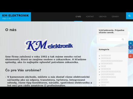 www.kmelektro.sk