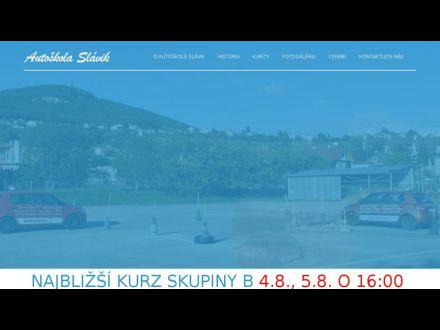 www.autoskolaslavik.sk