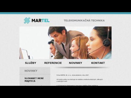 www.martels.sk