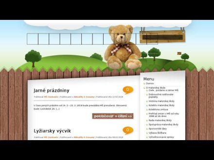 www.mszastranie.zilina.sk