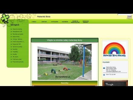 www.msmalacky.edupage.org