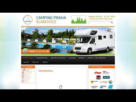 www.campingpraha.cz
