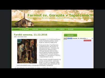 www.fara.sk/gorazd
