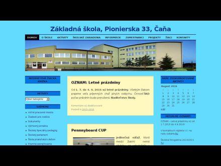 www.zscana.sk