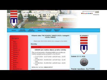 www.zsspojova.edupage.org