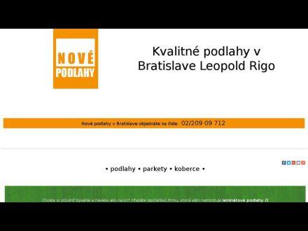 www.podlahybratislava.sk