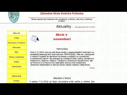 www.zskpolianka.edu.sk