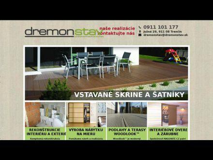 www.dremonstav.sk