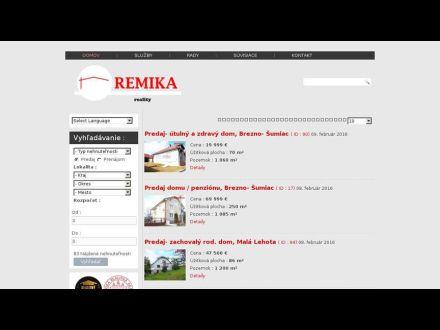 www.remika.sk