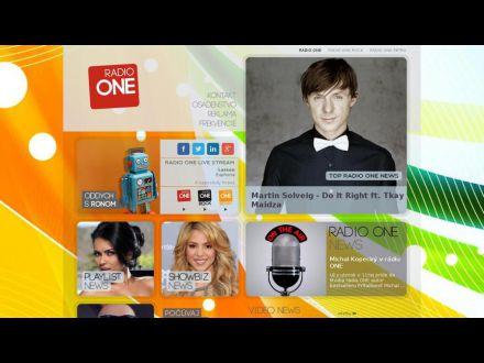 www.oneradio.sk