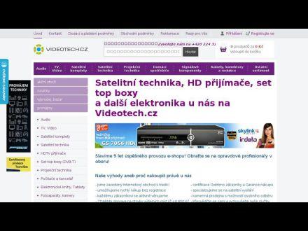 www.videotech.cz
