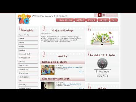 www.zslehniceslov.edupage.org