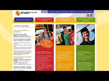 www.studypoint.cz