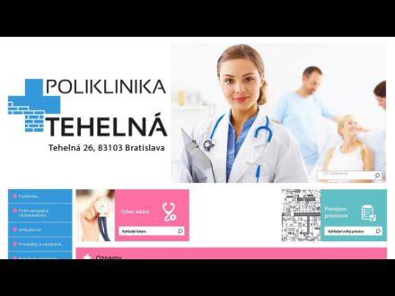 www.poliklinikatehelna.sk
