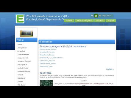 www.kossanyiai.edupage.org