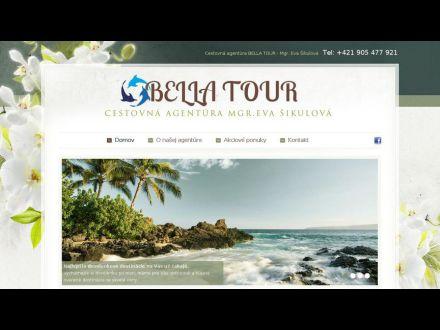www.bellatour.sk
