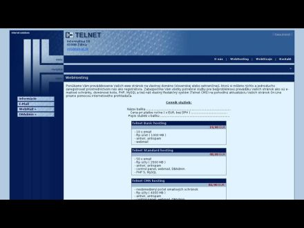 www.telnet.sk