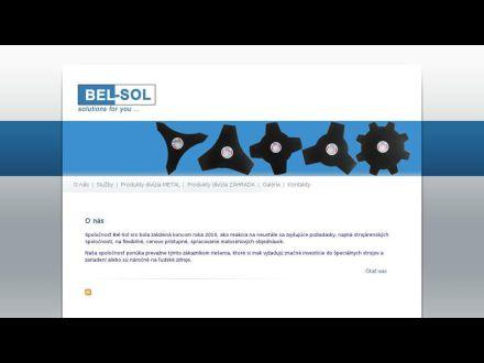 www.belsol.sk