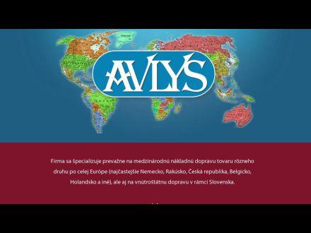 www.avlys.sk