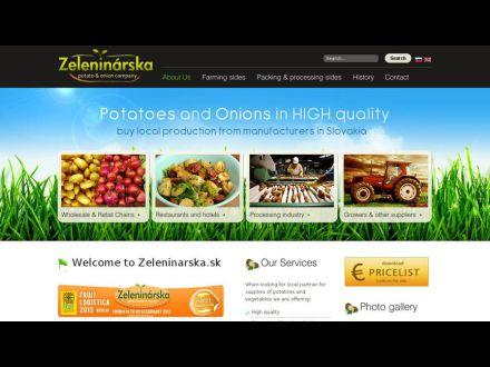 www.zeleninarska.sk