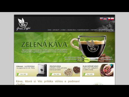 www.green-coffee.sk