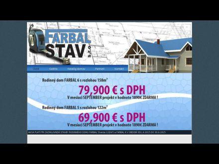 www.farbalstav.sk