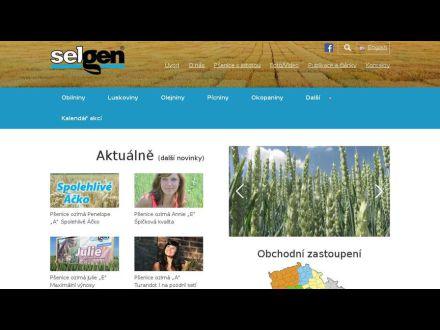www.selgen.cz