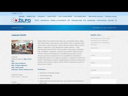 www.zilpo.sk/lekaren-zilpo