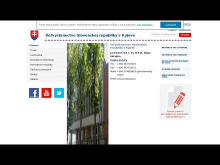 www.mzv.sk/kyjev