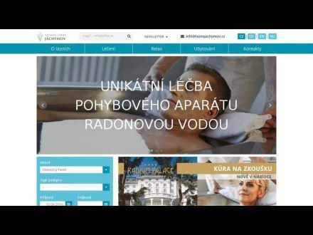 www.laznejachymov.cz