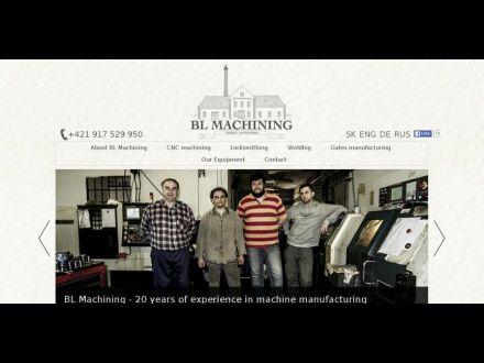 www.blmachining.sk