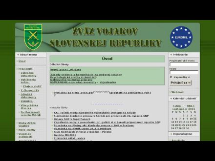 www.zvazvojakov.sk