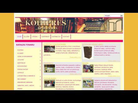 www.kohipres.sk