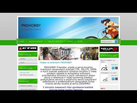 www.pndbikes.sk