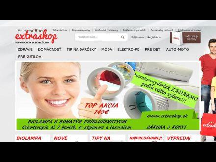 www.extrashop.sk
