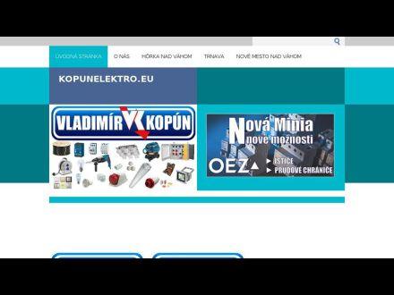 www.kopunelektro.eu